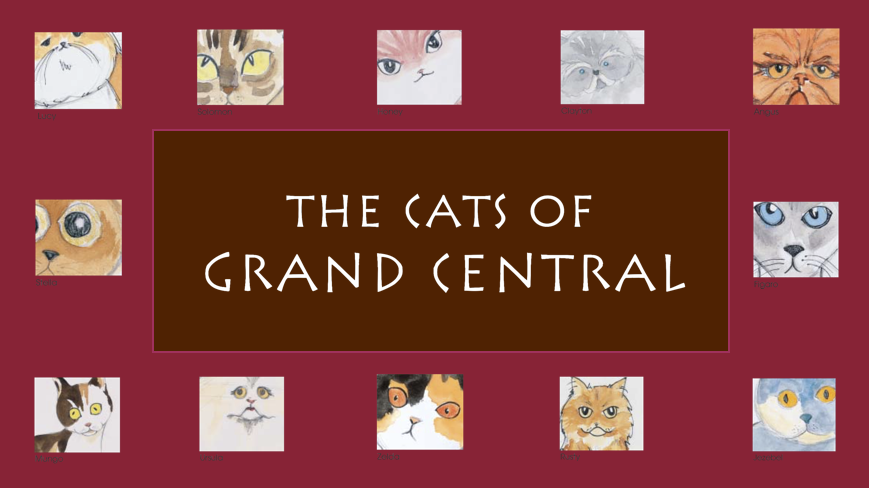 The Cats of Grand Central Station